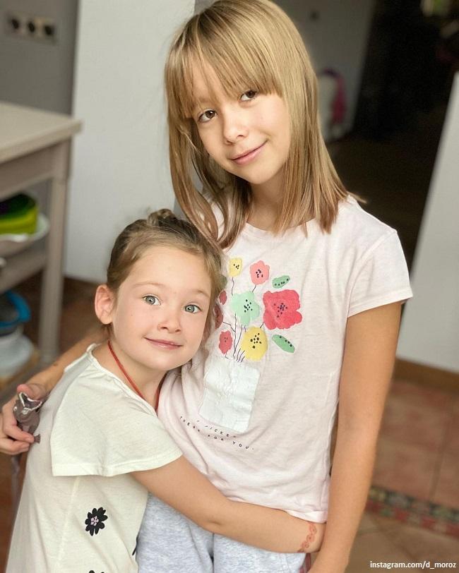 Anna Bogomolova and Varvara Moroz