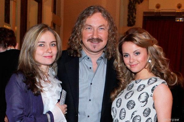 37-летняя дочь Игоря Николаева рассказала, на кого похожа ...
