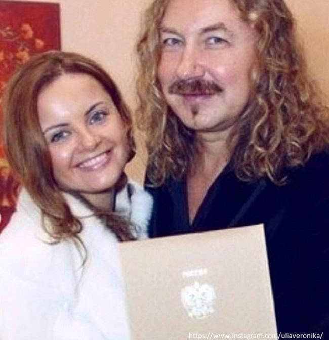 фото свадьбы игоря николаева и юлии проскуряковой для этой
