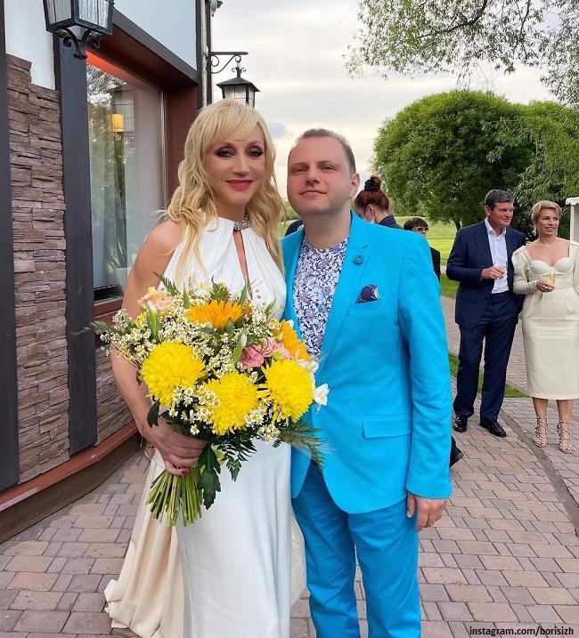 Кристина Орбакайте и Борис Рубиновский