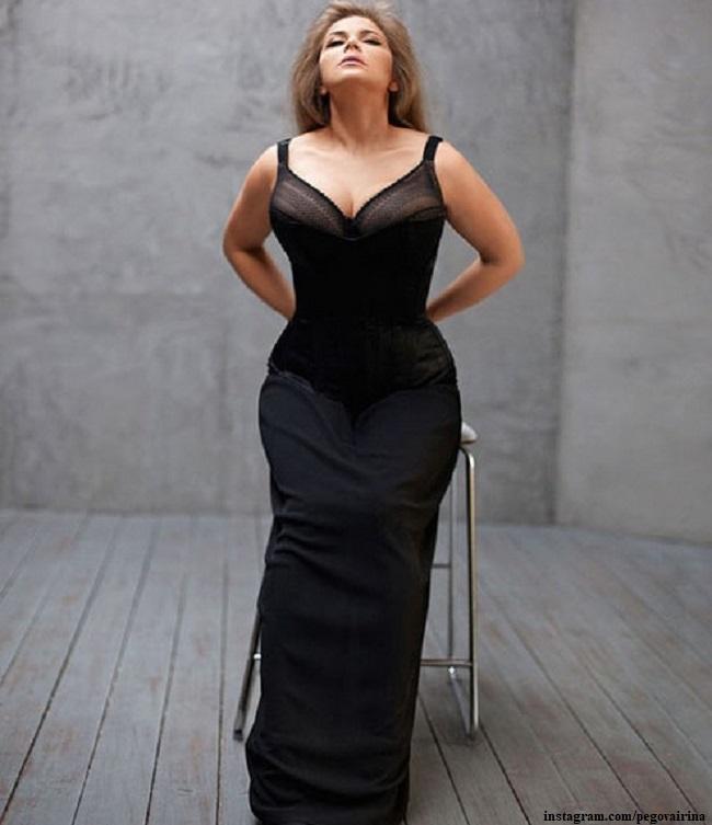 Ирина Пегова рассказала о своем похудении