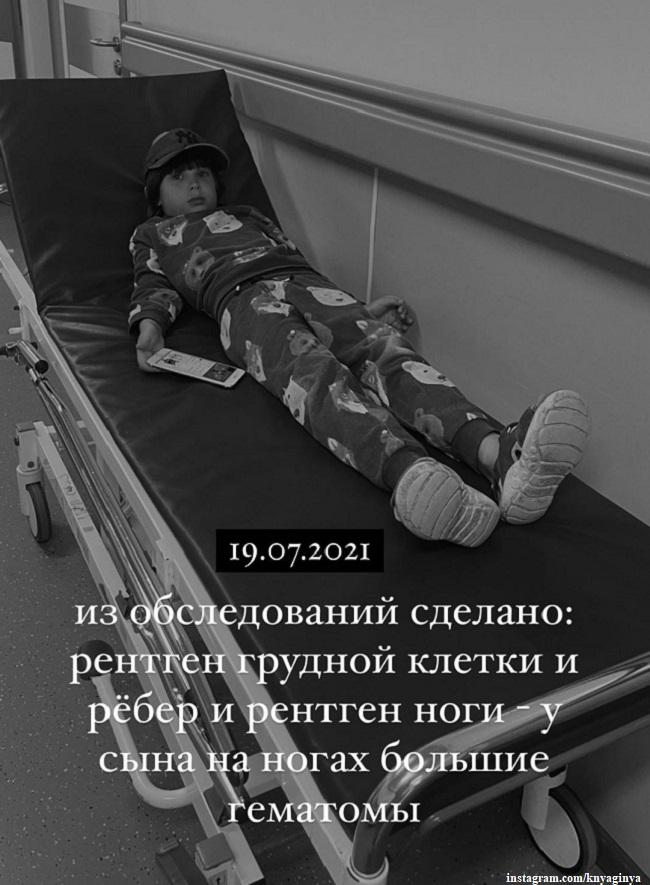 Петр Пьеха лежит в больнице