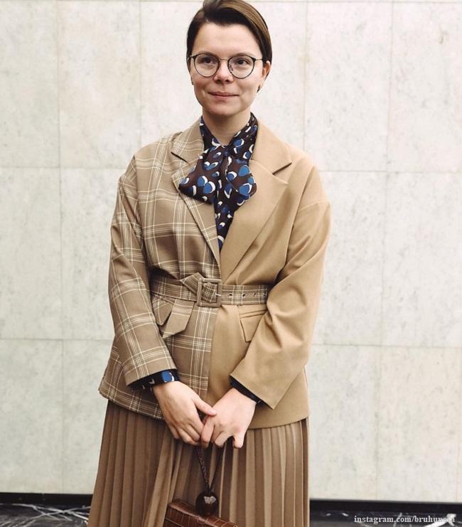 Tatyana Brukhunova was criticized for her provincialism