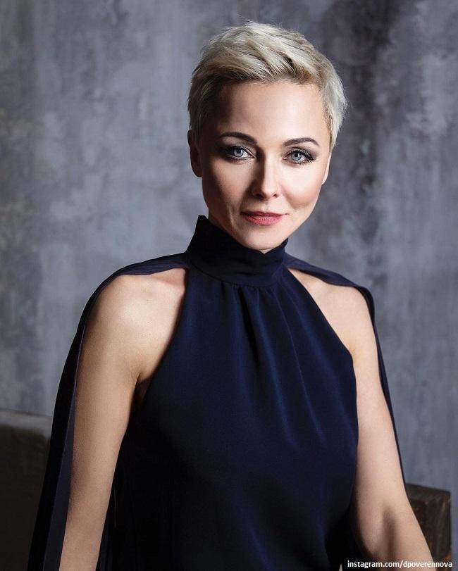 Дарья Повереннова