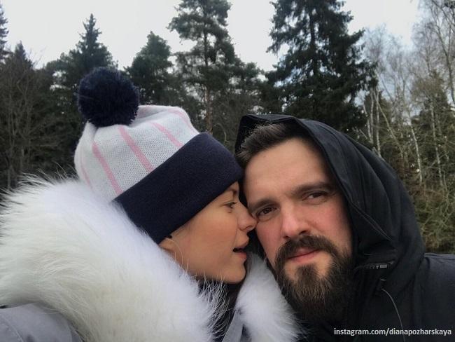 Diana Pozharskaya and Artem Aksenenko