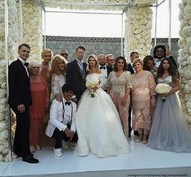 пресняков свадьба фото жены фотографиями, чтобы