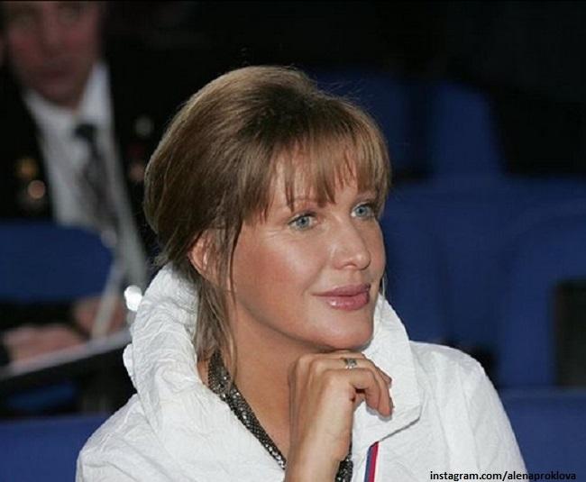 Елена Проклова