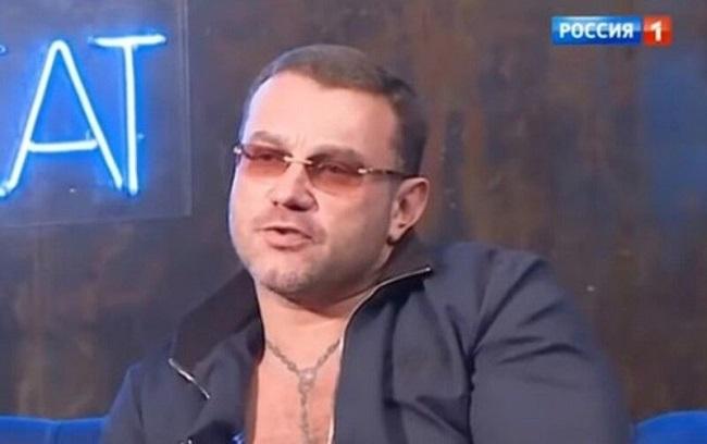 Роман Захаров. Кадр передачи