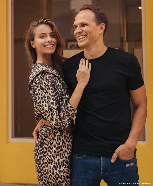 София Евдокименко и Денис Жаданов