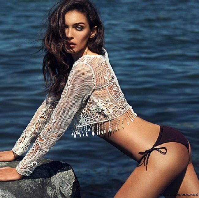 О помолвке модель сообщила в своем instagram, опубликовав фото с возлюбленным.