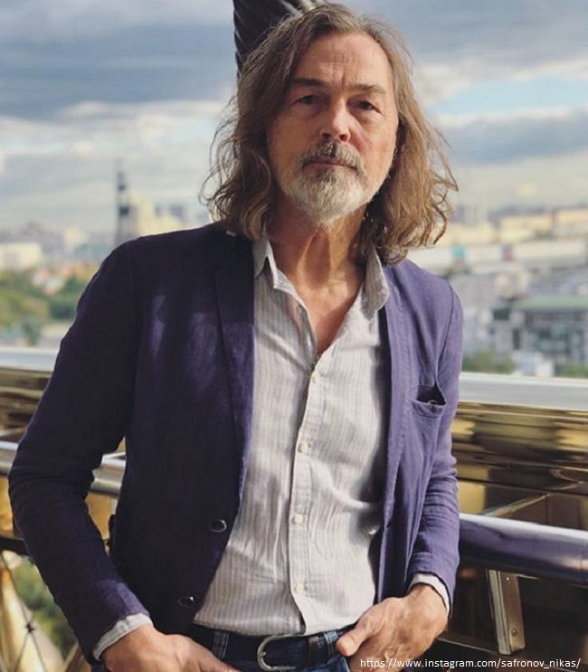 Nikas Safronov's son lost immunity due to alcohol