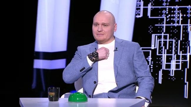 Сергй Сафронов. Кадр шоу