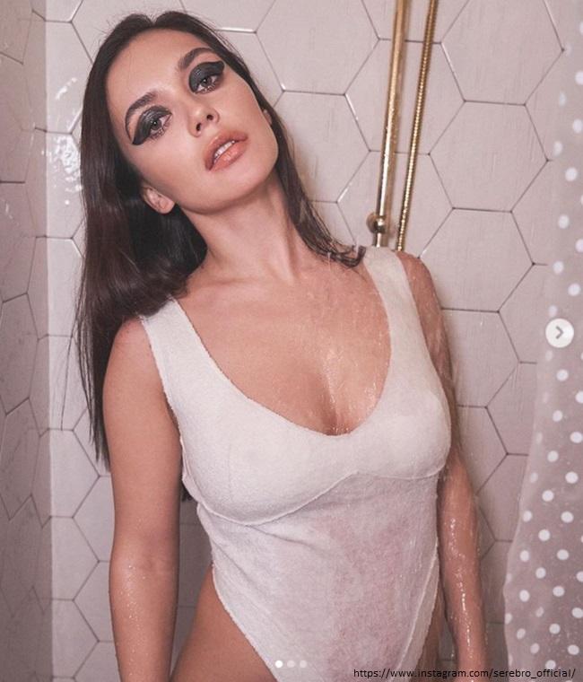 Ольга Серябкина в топе