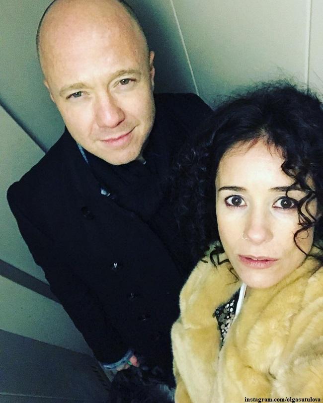 Olga Sutulova gave birth to her fifth child to Evgeny Stychkina