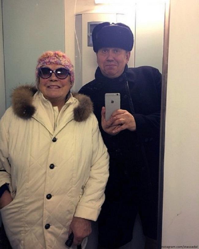 Кому было бы интересно на какой там бабушке женился неутомимый прощелыга Алибасов?