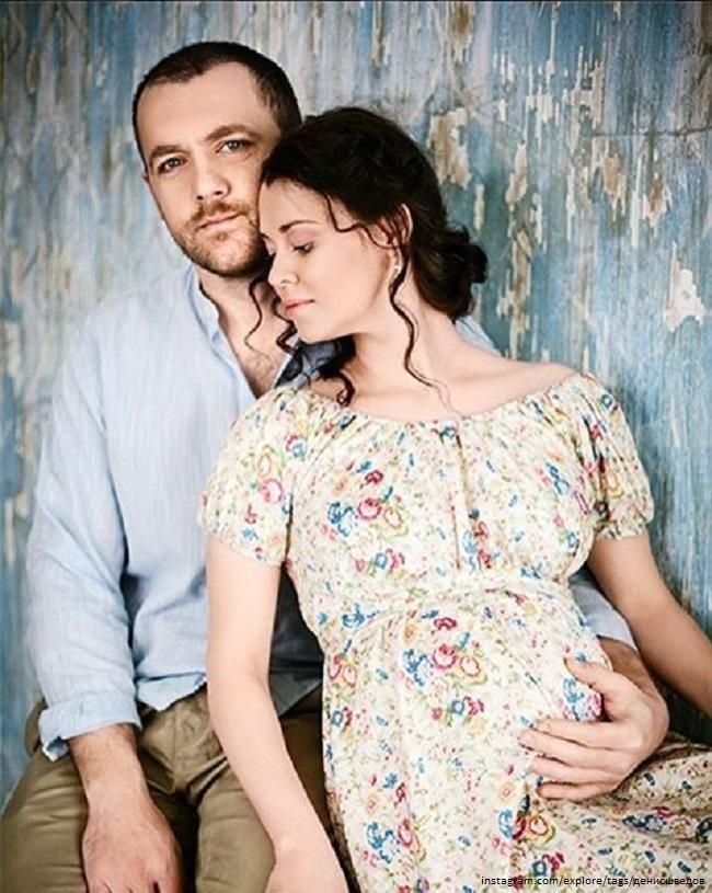 Александра розовская и денис шведов фото