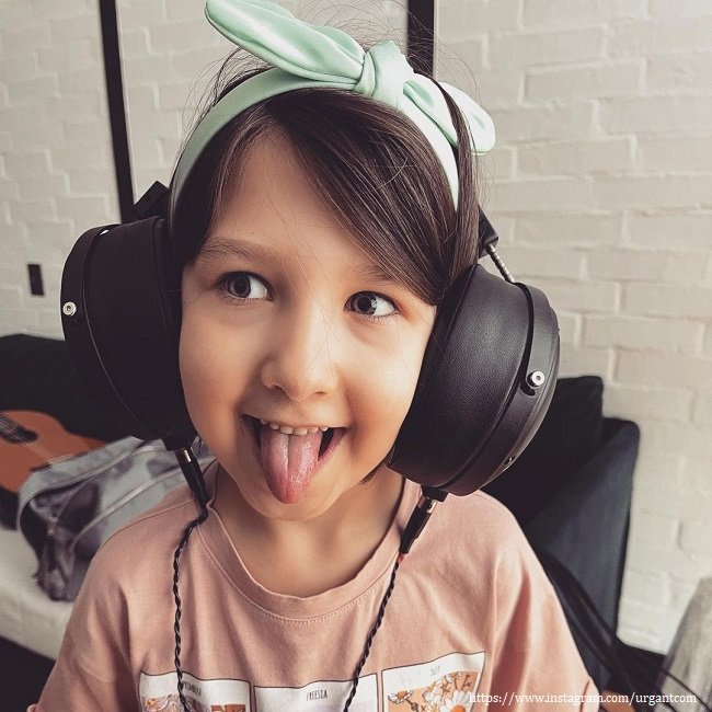 Младша дочь Ивана Ургант