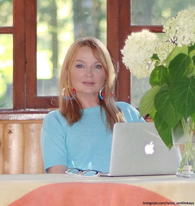 Лариса Вербицкая показала 41-летнего сына