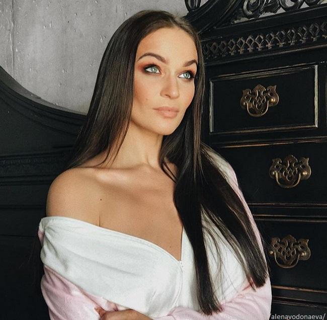 Alena Vodonaeva criticized for the way she brings up her son