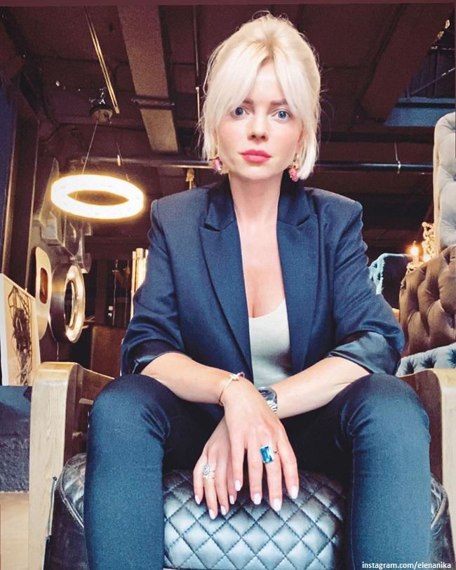 TV presenter Elena Nikolaeva is preparing to marry her ex-husband Volochkova