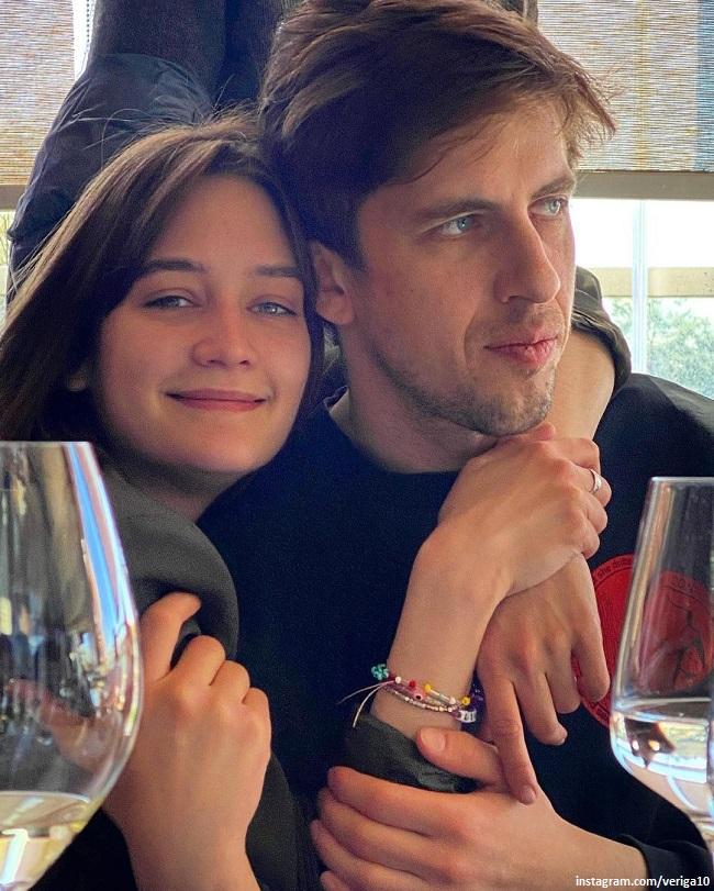 Елизавета Янковская и Александр Паль