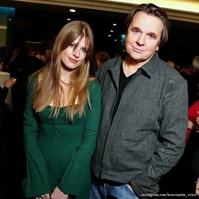 Софья и Константин Эрнст