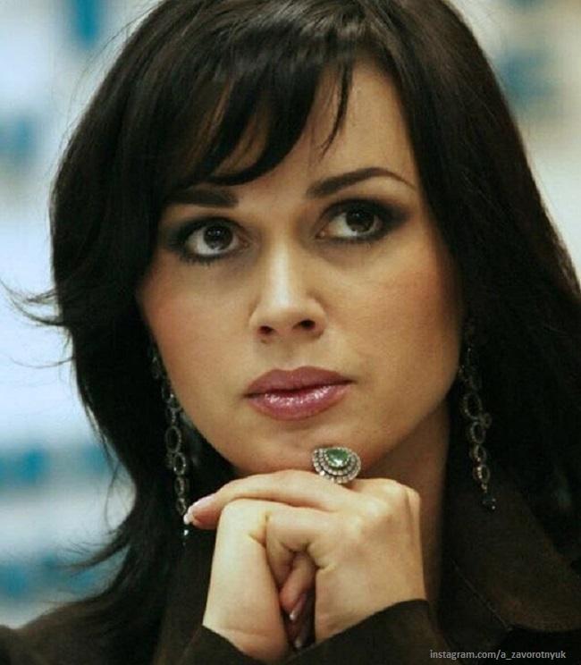 The ex-husband of Anastasia Zavorotnyuk beat her and slept with their nanny