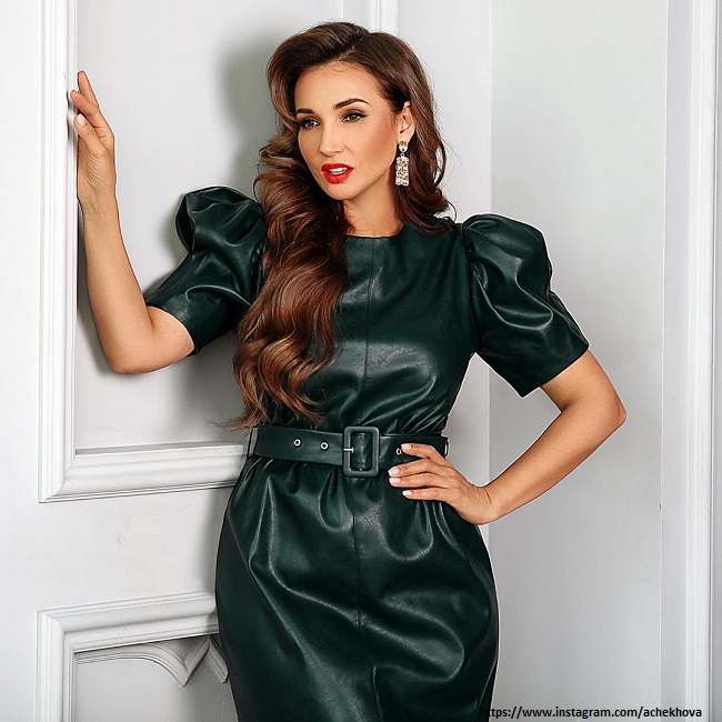 Anfisa Chekhova intends to become a mother again