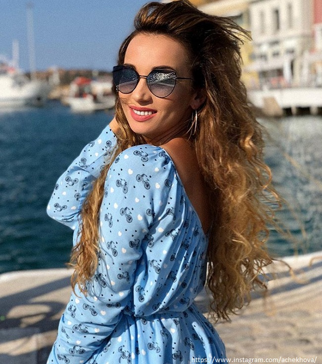 Anfisa Chekhova told how to get rid of a guy in five minutes