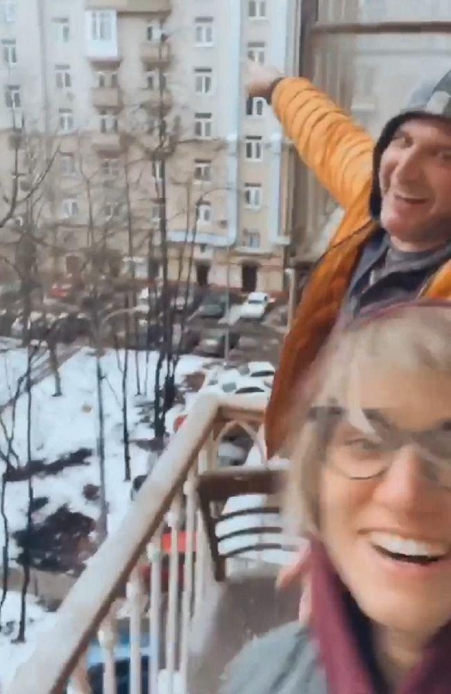 Максим Виторган и Нино Ниндзе