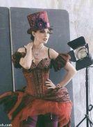 Подробнее: Анастасия Макеева снялась в стиле Бурлеск