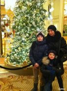 Подробнее: Алика Смехова с детьми рождество отметила в Нью-Йорке