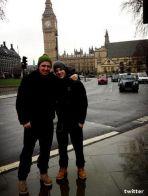 Подробнее: Игорь Верник отдыхает в Лондоне вместе сыном