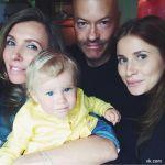 Подробнее: Федор Бондарчук показал свою дочку Варю