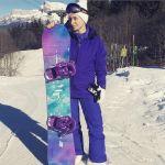 Подробнее: Тина Канделаки проводит новогодние каникулы на доске