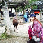 Подробнее: Сати Казанова наслаждается общество самураев в Японии