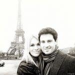 Подробнее: Жена Антона Макарского показала свой беременный животик