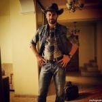 Подробнее: Антон Макарский отрастил бороду и показал дочку