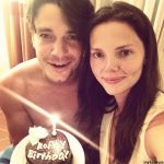 Подробнее: Полуголого Максима Матвеева поздравила жена с днем рождения