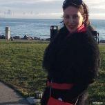 Подробнее: Алика Смехова окунулась в ледяной прорубь