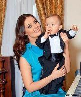 Подробнее: Оксана Федорова немного рассказала, как воспитывает детей
