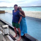Подробнее: Максим Виторган вместе женой в ролике фильма