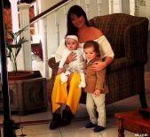 Подробнее: Оксана Федорова приняла участие в фотосъемке вместе со своими детьми