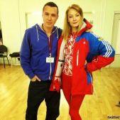 Подробнее: Игорь Верник и Ходченкова решили стать чемпионами