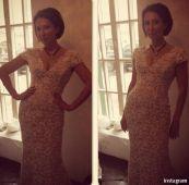 Подробнее: Алика Смехова решила примерить свадебное платье