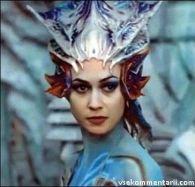 Подробнее: Ольга Куриленко в роли морской владычицы