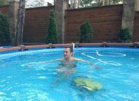Подробнее: Александр Домогаров показал свой бассейн