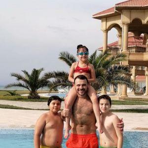 Подробнее: Эмин Агаларов показал фото с отдыха с детьми