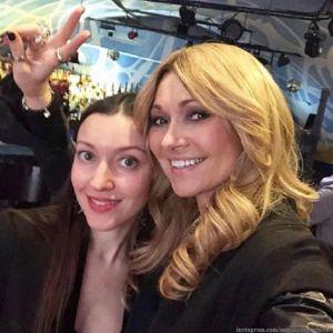 Подробнее: Анжелика Агурбаш  показала 30-летнюю дочь