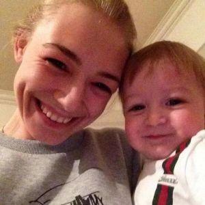 Подробнее: Оксана Акиньшина показала годовалого сына
